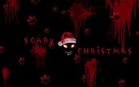scary christmmas